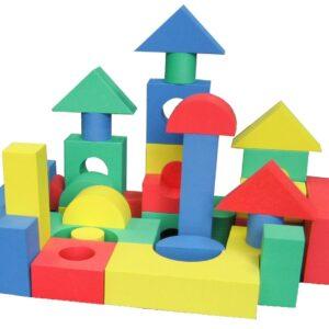 lego constructii burete