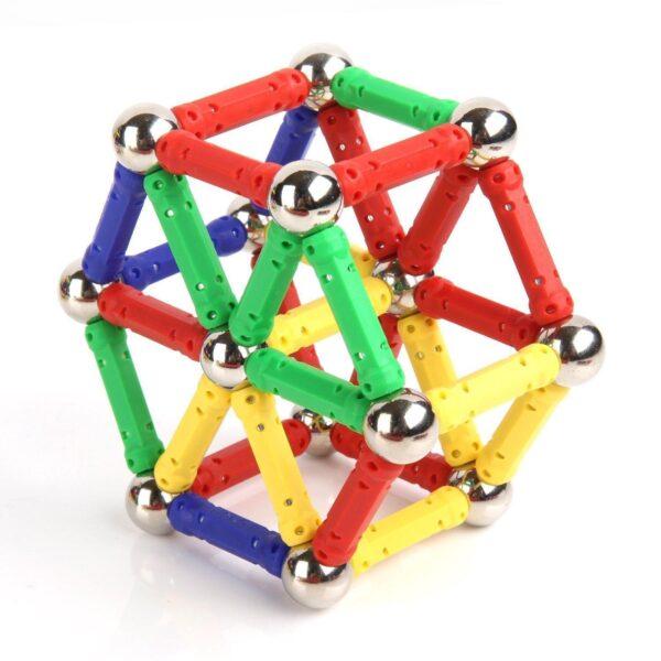 set de constructie magnetic