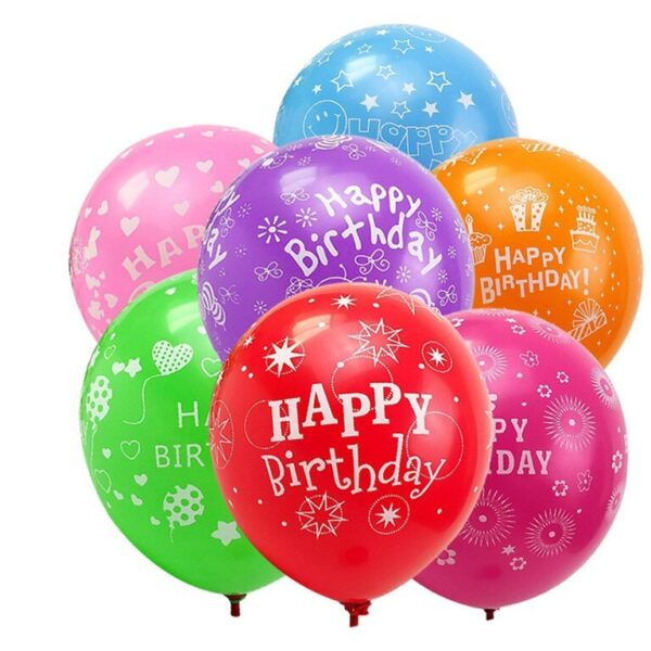 baloane happy birthday