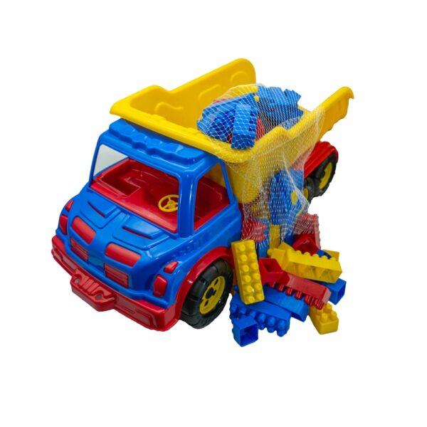 camion cu lego
