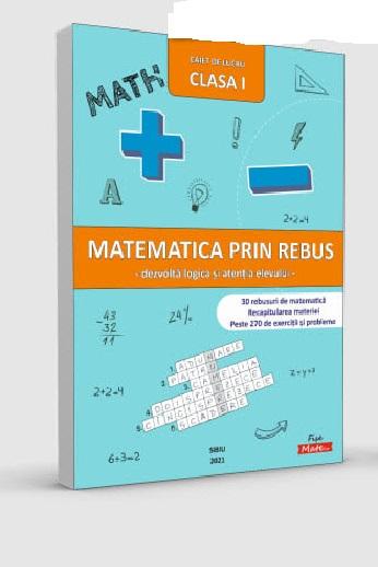 matematica prin rebus clasa i